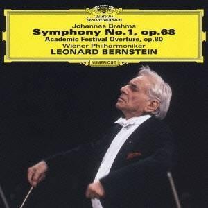 レナード・バーンスタイン/ブラームス:交響曲第1番 大学祝典序曲 【CD】|esdigital