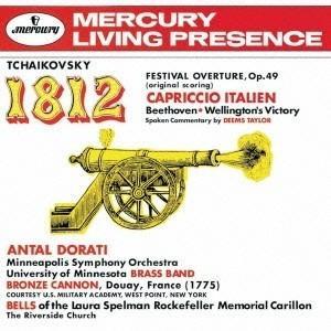 種別:CD 発売日:2012/11/07 収録:Disc.1/01. 大序曲≪1812年≫ 作品49...