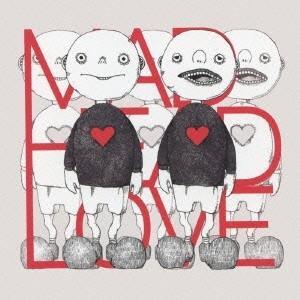 米津玄師/MAD HEAD LOVE/ポッピンアパシー 【CD】