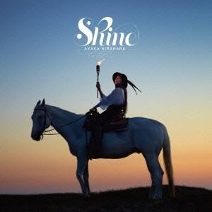 平原綾香/Shine -未来へかざす火のように- 【CD】...
