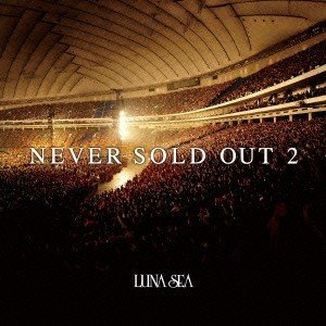 LUNA SEA/NEVER SOLD OUT 2 【CD】