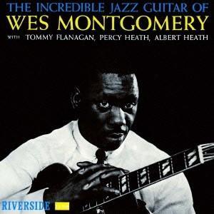 ウェス・モンゴメリー/インクレディブル・ジャズ・ギター (初回限定) 【CD】|esdigital