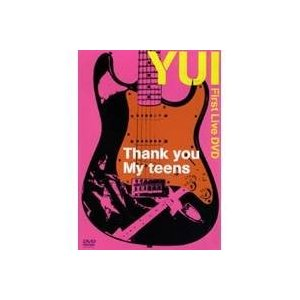 YUI/Thank you My teens 【DVD】...