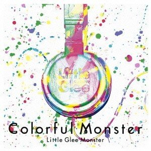 Little Glee Monster/Colorful Monster《通常盤》 【CD】