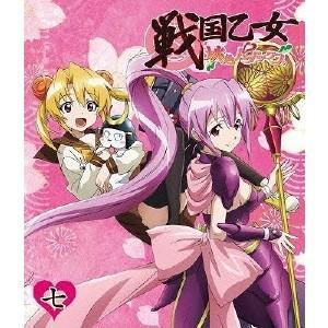 戦国乙女〜桃色パラドックス〜七 Blu-ray