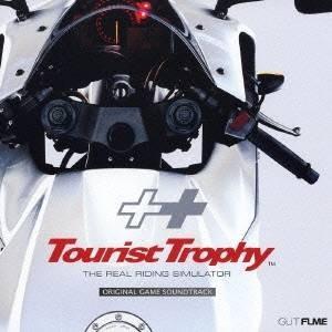 (ゲーム・ミュージック)/Tourist Trophy++ THE REAL RIDING SIMULATOR ORIGINAL GAME SOUNDTRACK 【CD】|esdigital