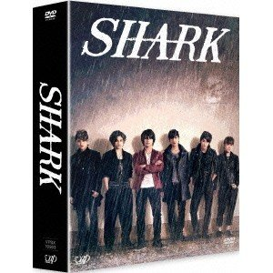 SHARK DVD BOX 【DVD】|esdigital