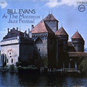 ビル・エヴァンス/モントルー・ジャズ・フェスティヴァルのビル・エヴァンス +1 【CD】