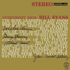 ビル・エヴァンス/エヴリバディ・ディグズ・ビル・エヴァンス +1 【CD】