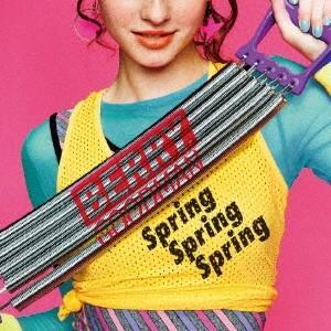 ベリーグッドマン/Spring Spring Spring《通常盤》 【CD】|esdigital