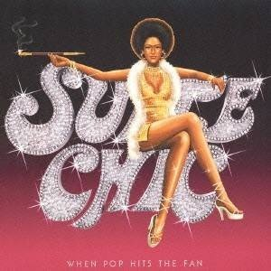 SUITE CHIC/WHEN POP HITS THE FAN (初回限定) 【CD】