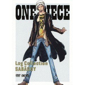 "DVD ONE PIECE Log Collection""SABA 〜 ODY""の商品画像"