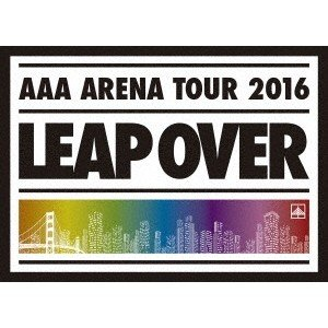AAA/AAA ARENA TOUR 2016 LEAP OVER (初回限定) 【DVD】