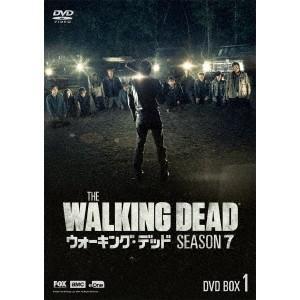 ウォーキング・デッド7 DVD BOX-1 【DVD】