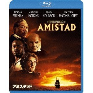 アミスタッド 【Blu-ray】 esdigital