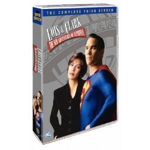 LOIS&CLARK 新スーパーマン <サード・シーズン> DVDコレクターズ・ボックス1 【DVD】|esdigital
