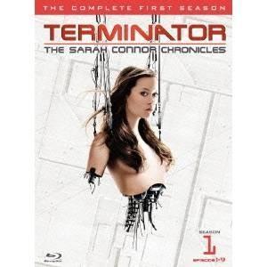 ターミネーター:サラ・コナー クロニクルズ <ファースト・シーズン>コレクターズ・ボックス 【Blu...