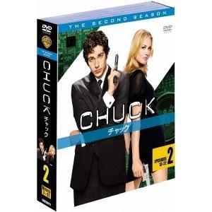 CHUCK/チャック<セカンド・シーズン> セット2 【DVD】
