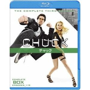 CHUCK/チャック<セカンド・シーズン>コンプリート・ボックス 【Blu-ray】