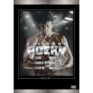 ロッキー DVDコレクション 【DVD】の商品画像