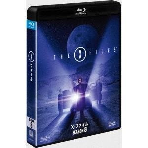 X-ファイル シーズン8 SEASONS ブルーレイ・ボックス 【Blu-ray】