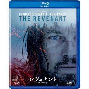 レヴェナント:蘇えりし者 【Blu-ray】