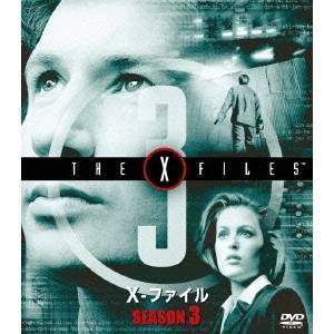 X-ファイル サード・シーズン SEASONSコンパクト・ボックス 【DVD】