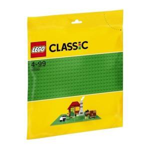 LEGO 10700 クラシック・基礎板(グリーン)  おもちゃ こども 子供 レゴ ブロック 4歳|esdigital