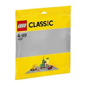 LEGO 10701 クラシック・基礎板(グレー)  おもちゃ こども 子供 レゴ ブロック 4歳|esdigital