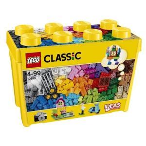 LEGO 10698 クラシック・黄色のアイデアボックス<スペシャル>  おもちゃ こども 子供 レゴ ブロック 4歳|esdigital