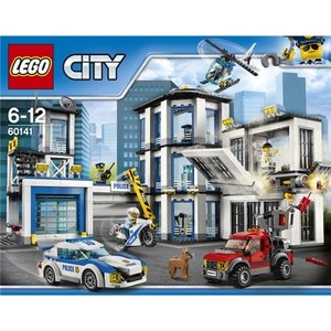 LEGO 60141 シティ ポリスステ...