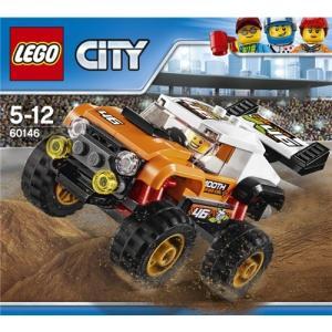 LEGO 60146 シティ スタントシ...