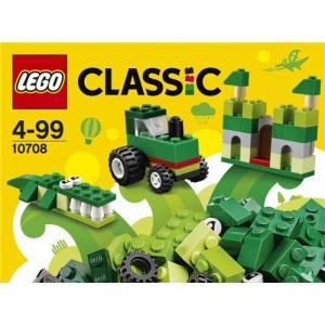LEGO 10708 クラシック アイデアパーツ<緑>|esdigital