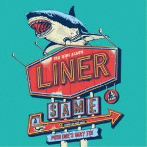SAME/LINER 【CD】