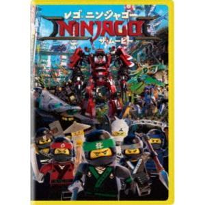 レゴ ニンジャゴー ザ・ムービー 【DVD】