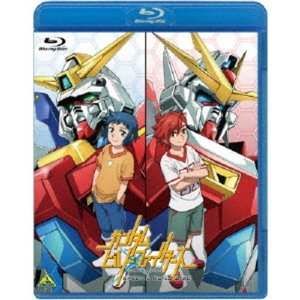 ガンダムビルドファイターズ スペシャルビルドディスク スタンダード版 【Blu-ray】|esdigital