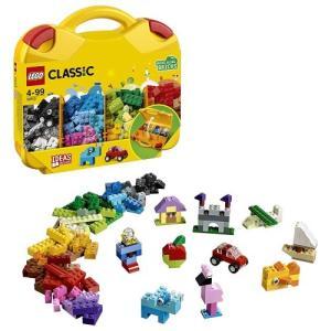 LEGO 10713 クラシック アイデアパーツ<収納ケースつき>  おもちゃ こども 子供 レゴ ブロック 4歳|esdigital