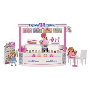 リカちゃん サーティワン アイスクリームショップ  おもちゃ こども 子供 女の子 人形遊び ハウス クリスマス プレゼント 3歳|esdigital