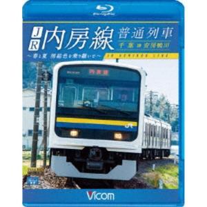 JR内房線 普通列車 千葉〜安房鴨川 春と夏 房総色を乗り継いで Blu-ray の商品画像 ナビ