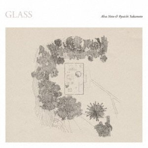 Alva Noto & Ryuichi Sakamoto/Glass 【CD】 esdigital
