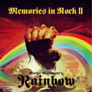 リッチー・ブラックモアズ・レインボー/メモリーズ・イン・ロックII ライヴ・イン・イングランド2017《完全生産限定盤》 (初回限定) 【CD+....|esdigital
