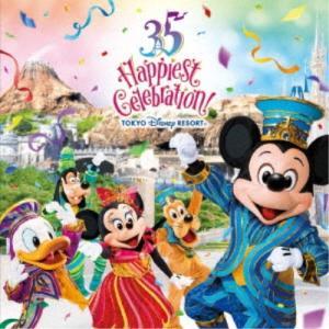(V.A.)/東京ディズニーリゾート 35周年 ハピエストセレブレーション! ミュージック・アルバム《通常盤》 【CD】|esdigital