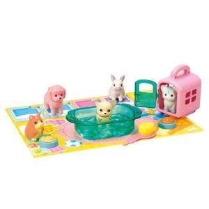 かえちゃOh!! まほうのペットやさん  おもちゃ こども 子供 女の子 ままごと ごっこ 3歳