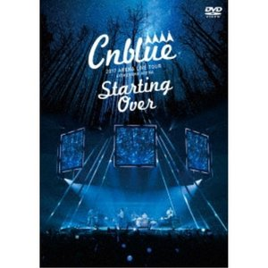 CNBLUE/2017 ARENA LIVE TOUR-Starting Over-@YOKOHAMA ARENA 【DVD】|esdigital