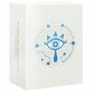 (ゲーム・ミュージック)/ゼルダの伝説 ブレス オブ ザ ワイルド オリジナルサウンドトラック《数量限定生産盤》 (初回限定) 【CD】