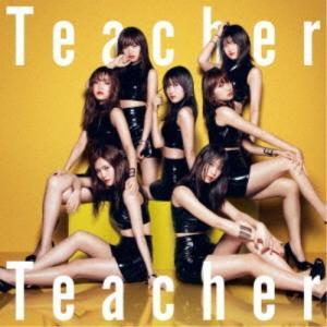 AKB48/Teacher Teacher《Type C》 (初回限定) 【CD+DVD】
