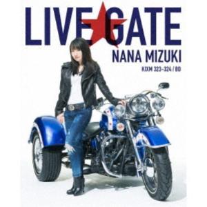 水樹奈々/NANA MIZUKI LIVE GATE 【Blu-ray】|esdigital
