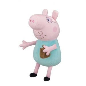 ペッパピッグ なかよしフレンズ ぬいぐるみ ダディピッグ おもちゃ こども 子供 女の子 ぬいぐるみ 1歳6ヶ月の商品画像|ナビ