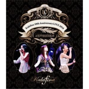 Kalafina/Kalafina 10th Anniversary LIVE 2018 at 日本武道館 【Blu-ray】|esdigital