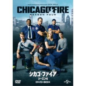シカゴ・ファイア シーズン4 DVD-BOX 【DVD】